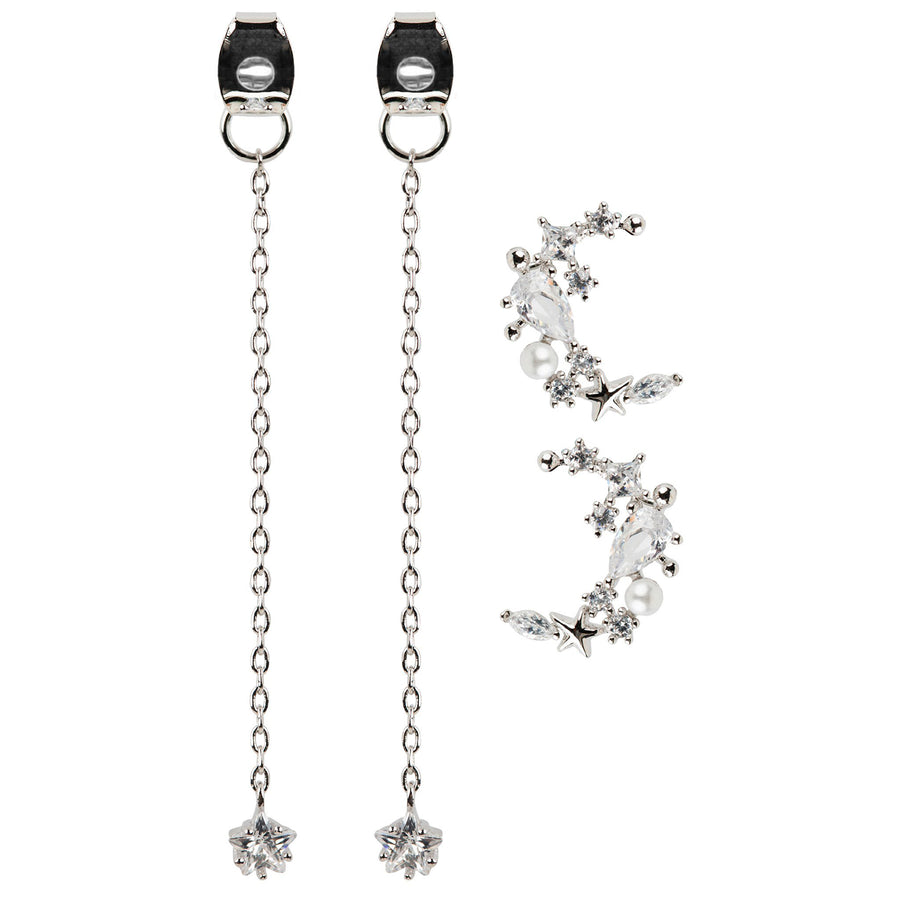 Moonlight Dangle Earrings