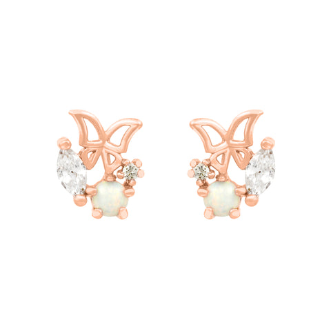 Flutter Mila Post Earrings
