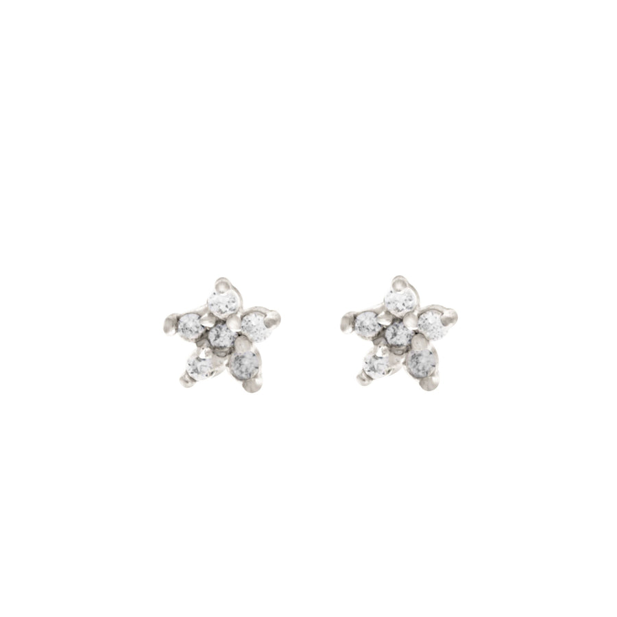 Teeny Tiny Star Studs