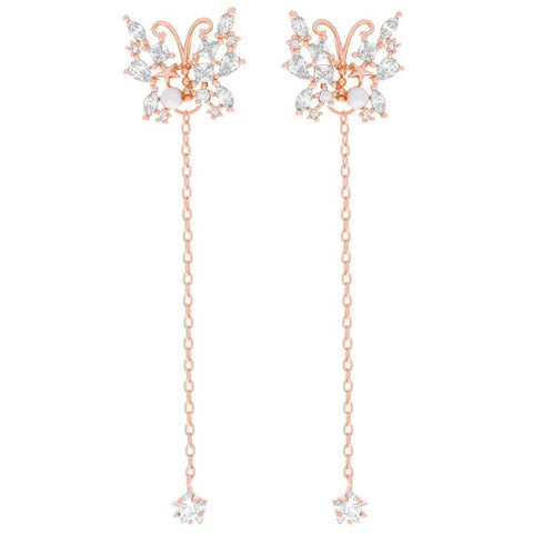 Enchanted Butterfly Dangle Earrings