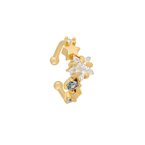 Star Chaser Ear Cuff