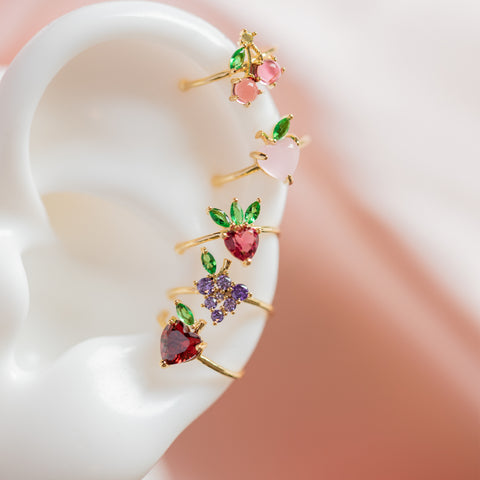 Apple Ear Cuff