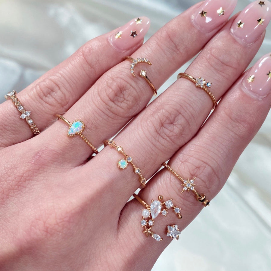 Light It Up Opal Ring