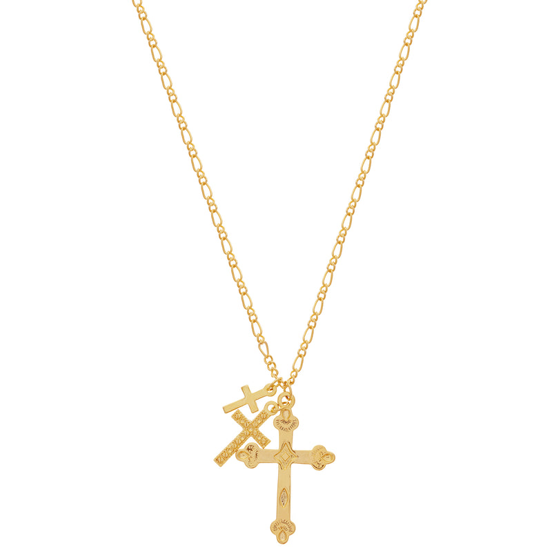 Sinless Necklace : Gold Plated