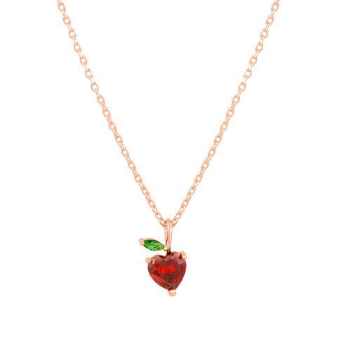 Big Apple Necklace
