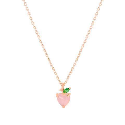 Just Peachy Necklace