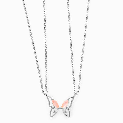 Butterfly Besties Necklace Set