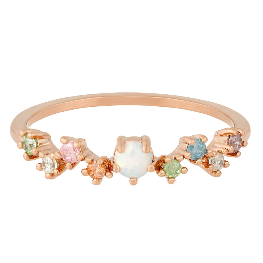 Spritzer Opal Ring