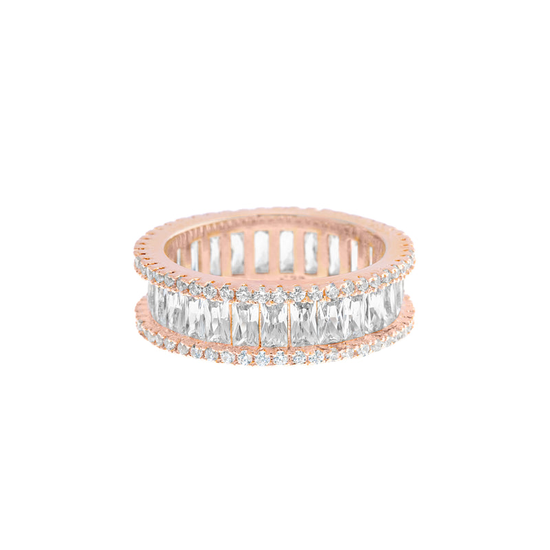 Royal Band Ring : Rose Gold