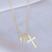 Sinless Necklace : Gold