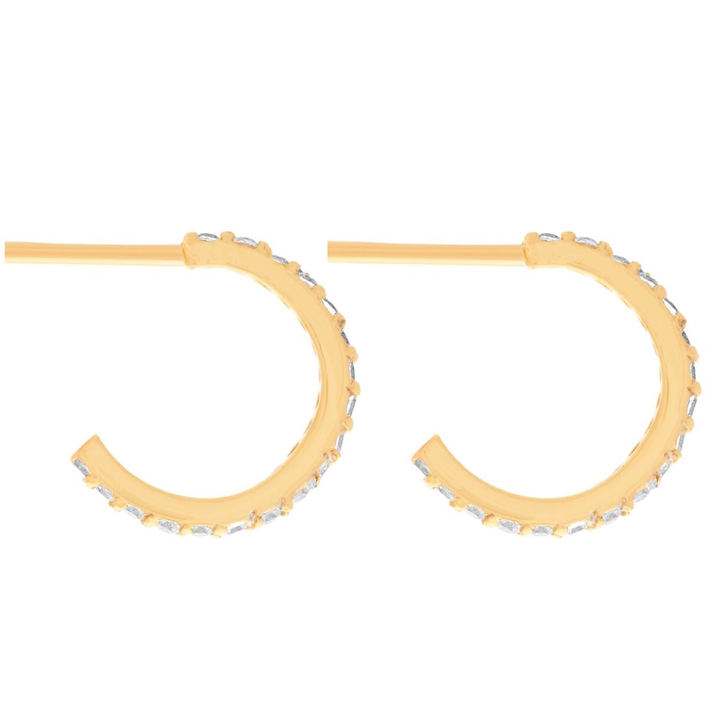 Sparkle Huggies : Gold