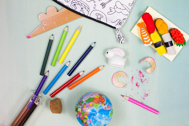 Get Class-y: 15 Back-to-School Ideas from Pearl River Mart