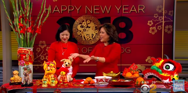 CBS: How to Stay Lucky Throughout the Year of the Dog