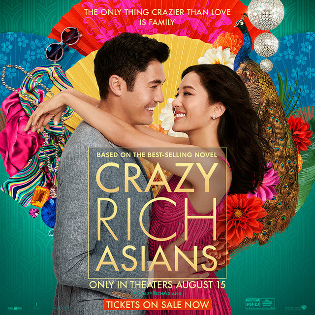 Crazy Big Joy: Crazy Rich Asians Opens Today!