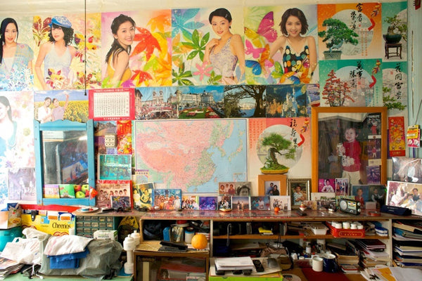 Louis Chan, Artist-in-Residence, Explores Home and Belonging