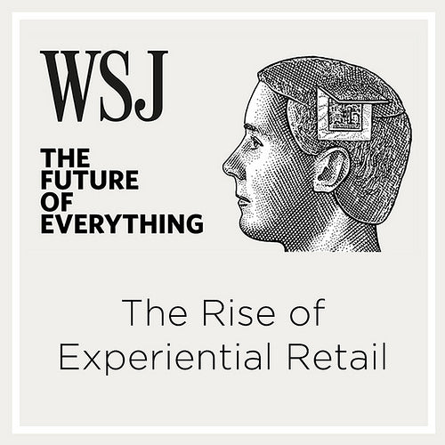 WSJ's The Future of Everything: The Future of Retail