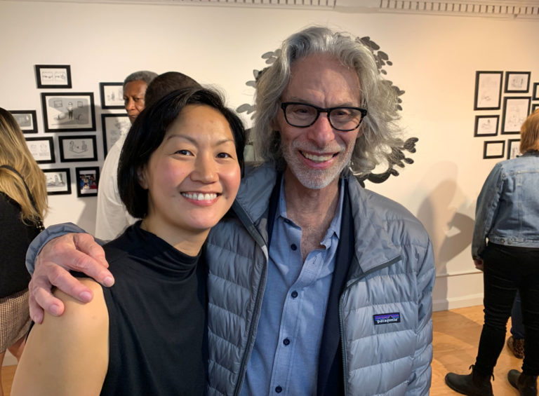 Bob Mankoff's Cartoon Collections: Amy Hwang on How 'Asian Babies' Came About