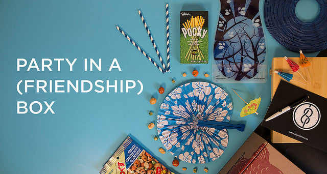Get the Party Planning Started with Our Newest Friendship Box