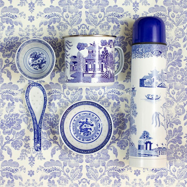Out of the Blue: Five Fun Facts About Classic Blue and White