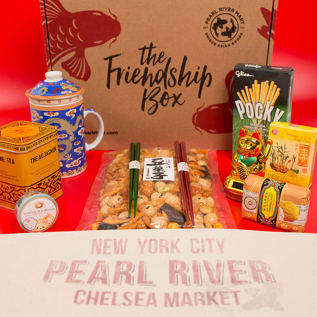 Our Latest Friendship Box: Get a Taste of Pearl River