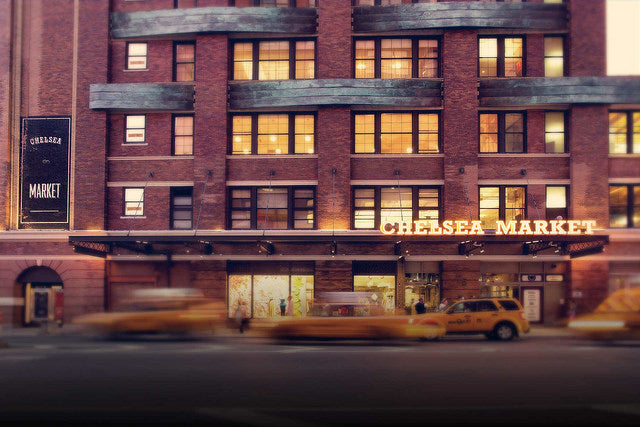 We're Expanding to Chelsea Market!
