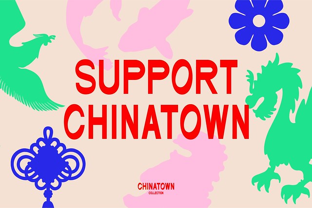 The Chinatown Collection Is Here! Show Your Love and Support for This Beloved Neighborhood