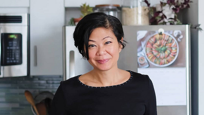 Mindful Eating, Mindful Living: Chatting with Christine Wong, Author of The Plantiful Plate