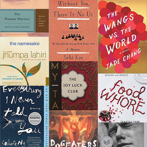 10 Books We Love by Asian American Women
