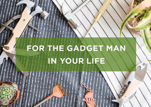 10 Gadgety Gifts for Father's Day