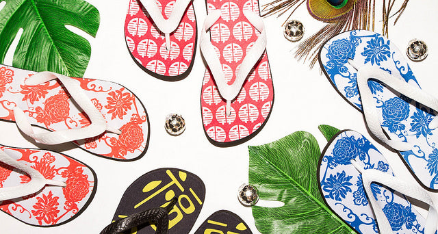 We're Flipping Out — Over Our New Flip-Flops!