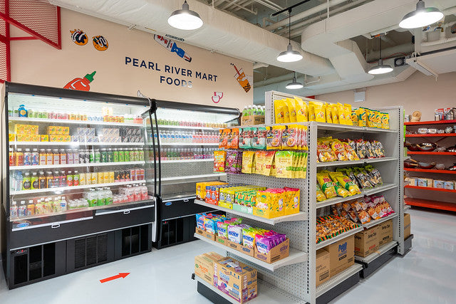 Interior of Pearl River Mart Foods