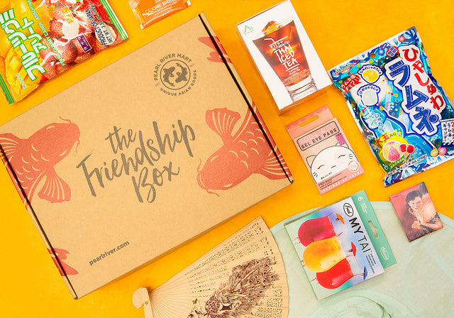 Keep Your Cool with Our Latest Friendship Box