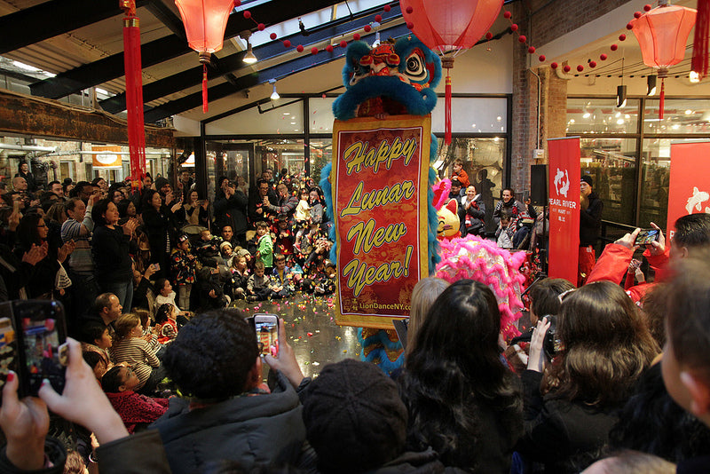Lunar New Year 2019 in Review: A Third Location, Lion Dancing, Pigging out with Opening Ceremony, and More!