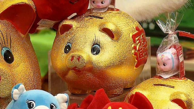 NY1: Why Lunar New Year is All About Pigs and Prosperity