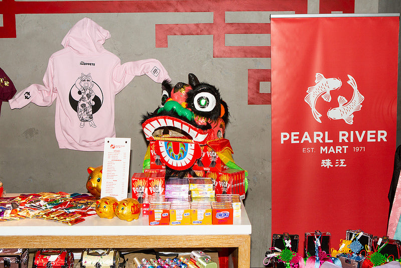 Opening Ceremony's Blog: A Lunar New Year Celebration