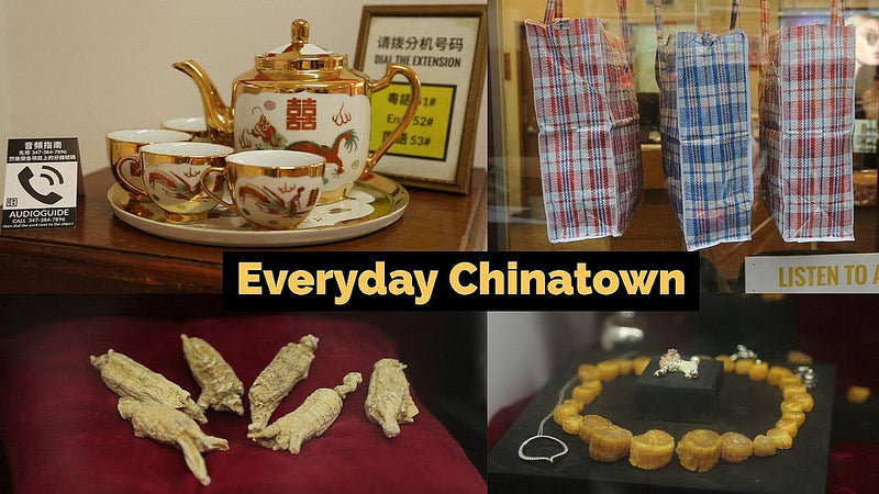 Sinovision: Everyday Chinatown at Pearl River Mart