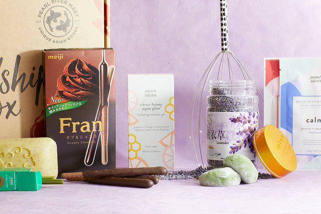 Our Latest Friendship Box: Treat Yourself!