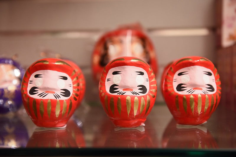 Your Guide to Daruma Dolls: Helping You Set Your Goals Since the 19th Century