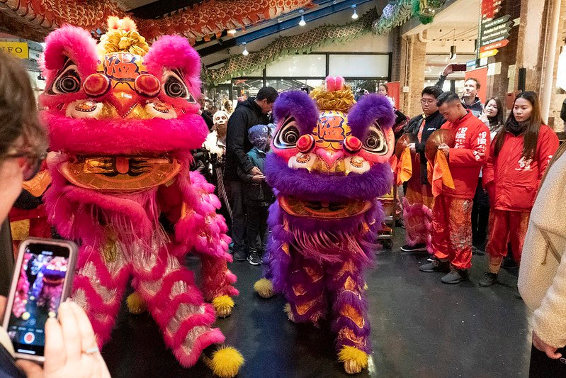 Lunar New Year 2020 in Review: From A Modern Monkey King to a Delicious Dumpling Demo, and Much More
