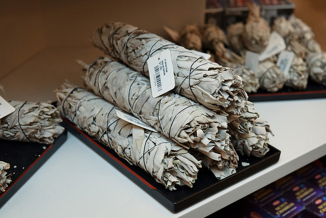Smudging Sage: Give Your Space a Fresh, New Start