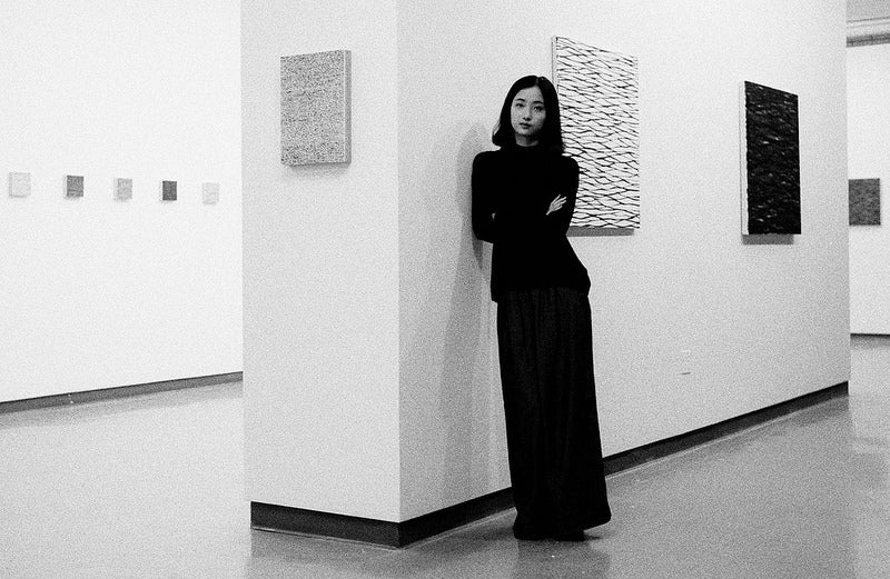 Artist-in-Residence Yingqian Cao: Using Savvy to Find the Essence of Art