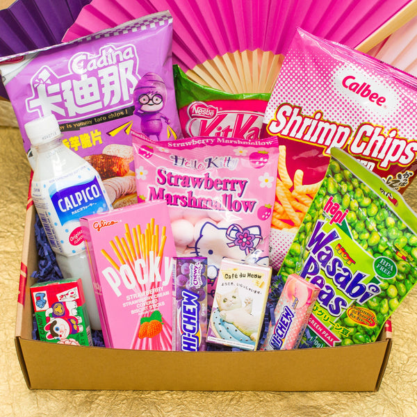 Snack Attack Friendship Box