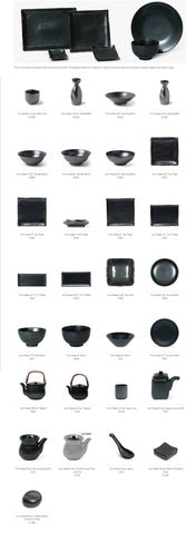 Iron Glaze Collection