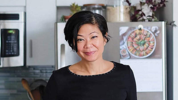 Christine Wong, author of cookbook The Plantiful Plate