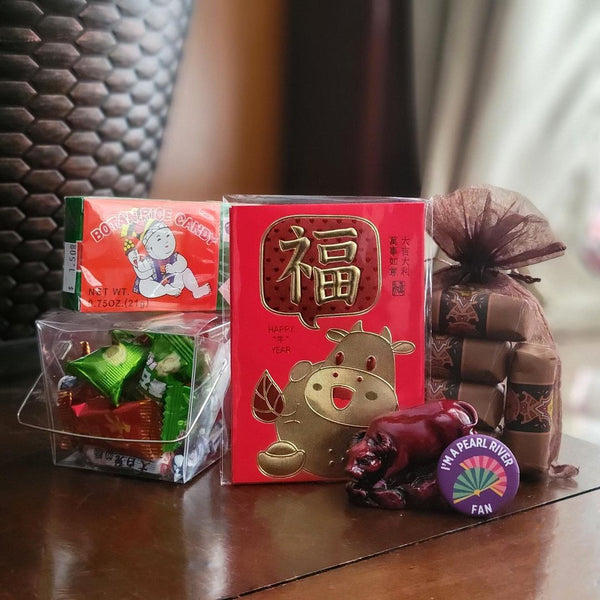 Lunar New Year employee gift at M&C Saatchi