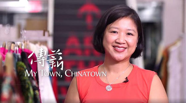 Joanne Kwong in documentary My Town, My Chinatown