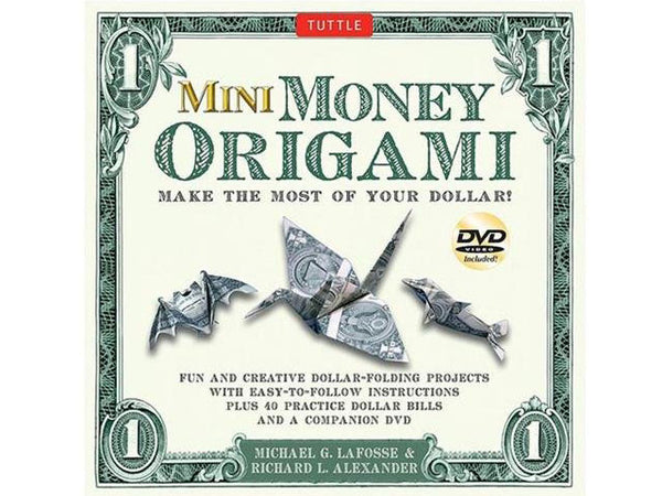 Mini Money Origami