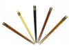 Wavy Design Japanese Chopsticks Set (5 pairs)
