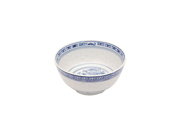 Classic Blue Rice Pattern - Bowl