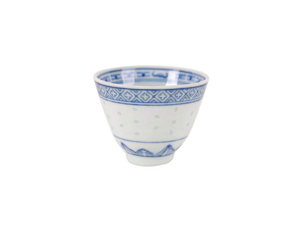 Classic Blue Rice Pattern - Teacup ( Out of Stock )